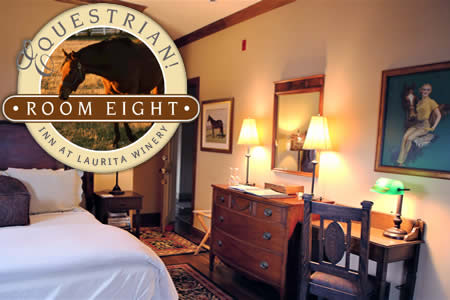 new jersey bed and breakfast inn at laurita winery guest rooms